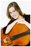 NATALIE HAAS, Cello