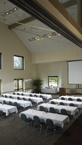 Conference Center Corporate Meeting