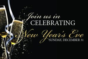 New Years Eve Celebration at the New Harmony Inn