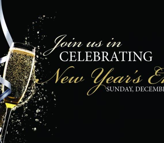 Celebrate New Year's Eve in New Harmony
