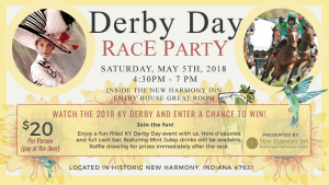 Derby Day Race Party