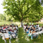 Lakeside Wedding Ceremony