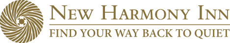 New Harmony Inn Resort | Find Your Way Back To Quiet