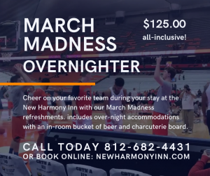 March Madness Overnight Package